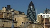 Gherkin and Tower
