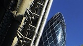 Gherkin and Lloyds 1