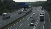 M26 Motorway Traffic 1