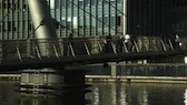 Docklands Footbridge 1