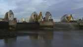 Thames Barrier Closed 1