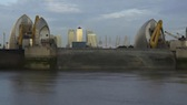 Thames Barrier Closed 2