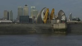 Thames Barrier Closed 3
