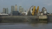 Thames Barrier Closed 4