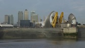 Thames Barrier Closed 5