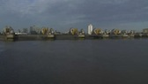 Thames Barrier Closed 6