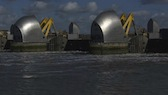 Thames Barrier Closed 8