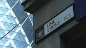 Lime Street Sign