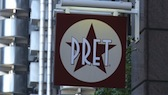 Pret a Manger Sign