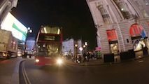 Piccadilly Circus Buses 1