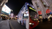 Piccadilly Circus Buses 2