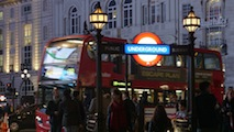 Piccadilly Circus Buses 3
