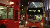 Piccadilly Circus Buses 5