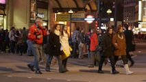 Piccadilly Pedestrians 5